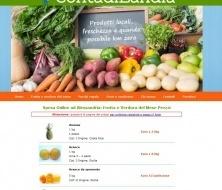 Sito Responsive per Vendita Frutta e Verdura Online