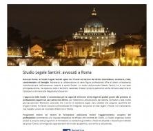 Studio Legale Santini: avvocati a Roma