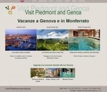 Vacanze a Genova e in Monferrato